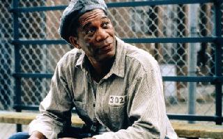 《肖申克的救赎》摩根弗里曼在监狱呆了30年假释还是被驳回 30年是怎么熬过来的啊