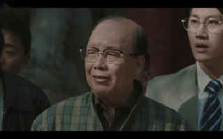 《武林孤儿》国际版预告片