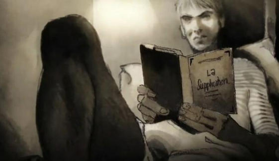 《切尔诺贝利之春》一部真实又写实的动画短片