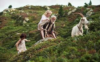 想去阿尔卑斯上放羊
