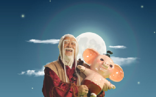 电影《猪八戒·传说》主演曾志伟访京获力挺