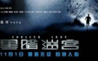 """中国科幻电影《黑暗迷宫》 """"谁是凶手""""剧情预告"""