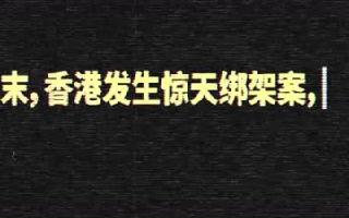 《追龙Ⅱ》定档预告片