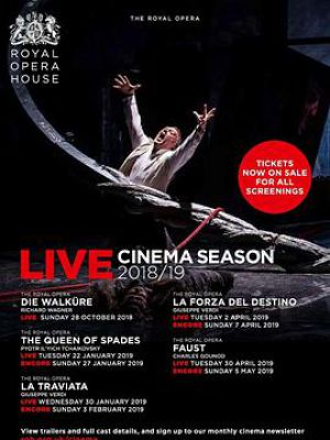 Royal Opera House Live Cinema Season 2018/19: La T