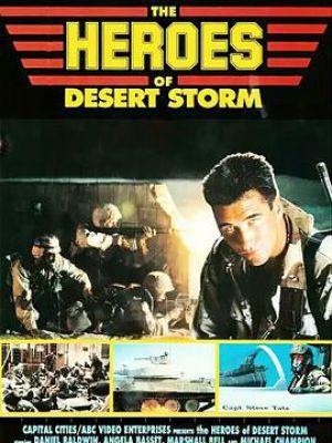 沙漠风暴的英雄
