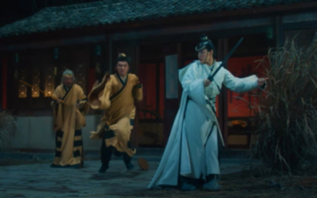 剑王朝之孤山剑藏:邪魅肆虐,血妖横行,修罗刹