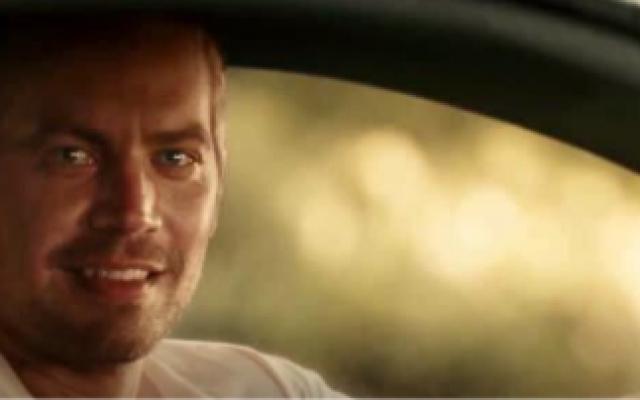 速度与激情7结尾感人画面,保罗·沃克的完美谢幕,从此只剩唐老大一人!