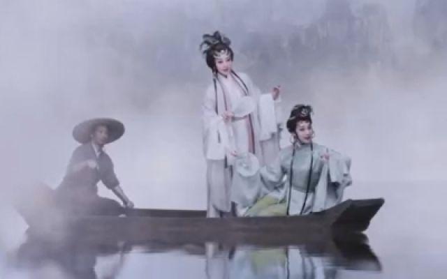 《白蛇传·情》定档5.20 仙侠水墨风特效炸裂