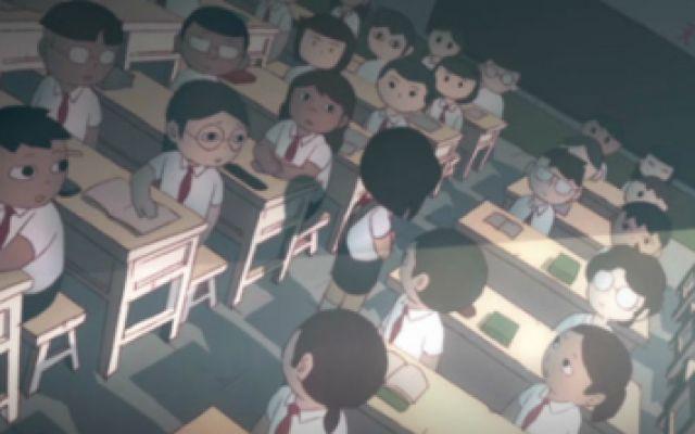 国产动画短片:如果我是英雄