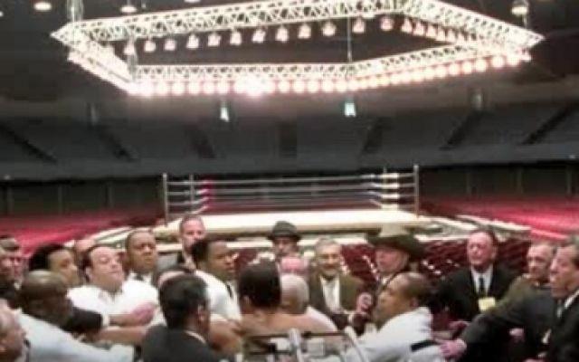 拳王阿里:男子叫错了阿里的名字