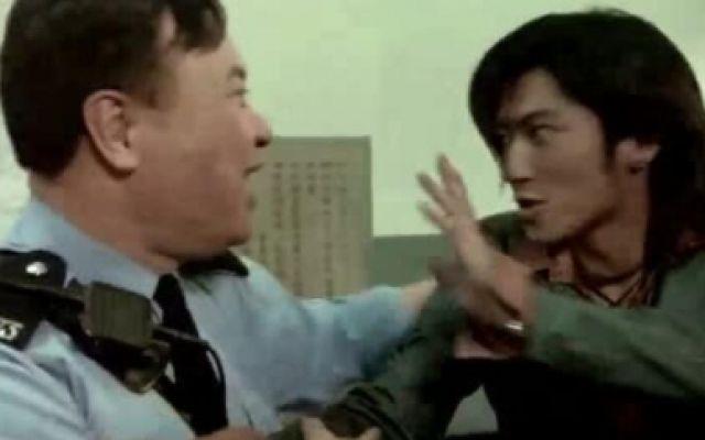 《老夫子》:张柏芝到警局告谢霆锋