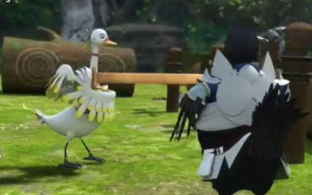 《疯狂丑小鸭2靠谱英雄》曝预告
