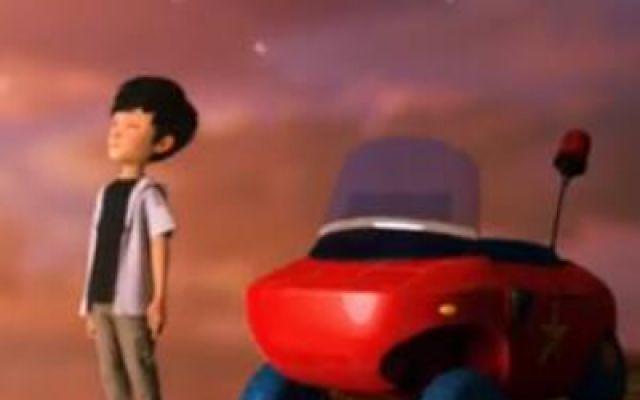 《摇摆神探》发布插曲《星球与沙砾》MV