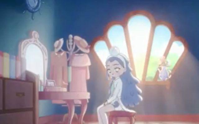 冒险动画片《猪迪克之蓝海奇缘》预告
