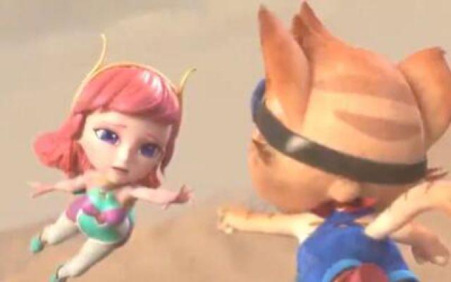 《探探猫人鱼公主》发布探探猫人鱼公主