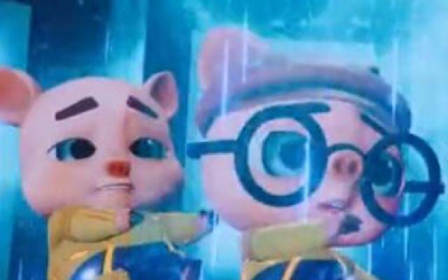 《三只小猪3正义大联萌》终极预告