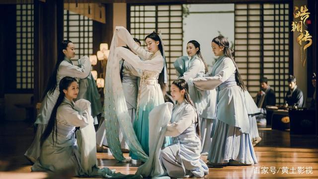 新剧《皓镧传》开播网友差评如潮,吴谨言的演技遭到质疑?