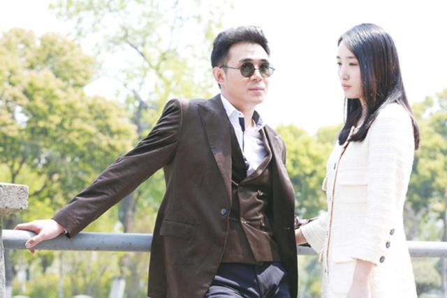 """《危机迷雾》贾一平饰演""""孤独的伪装者"""""""