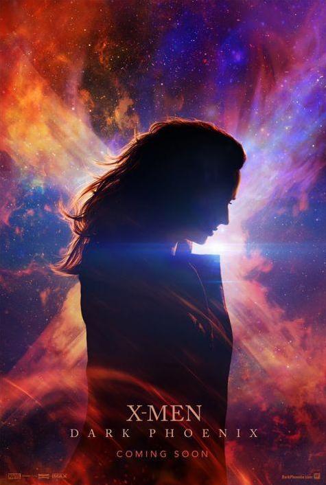 继《复联4》后又一部大片来袭,《X战警:黑凤凰》定档6月6