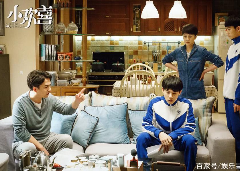 继《小别离》后,黄磊海清再迎来《小欢喜》,聚焦高考家庭引期待