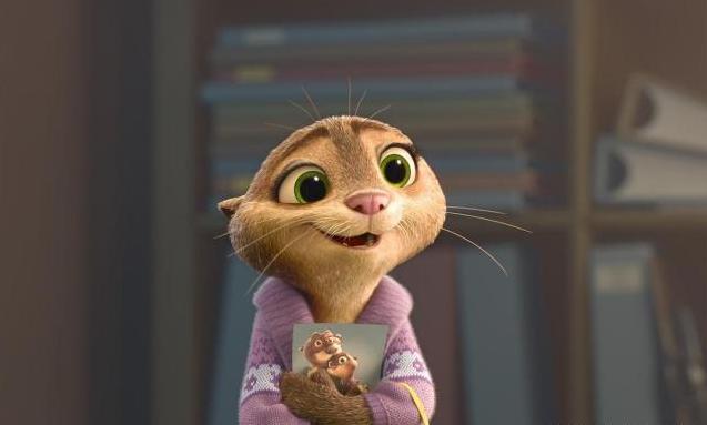 《疯狂动物城》:看似充满趣味的影片,原来这才是它的寓意!
