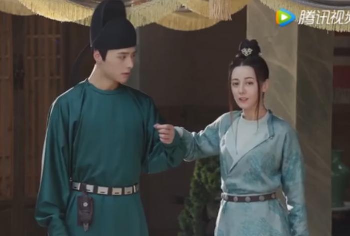 《长歌行》名场面:乐嫣的比武招亲来了,长歌为了前任要现任跳楼?