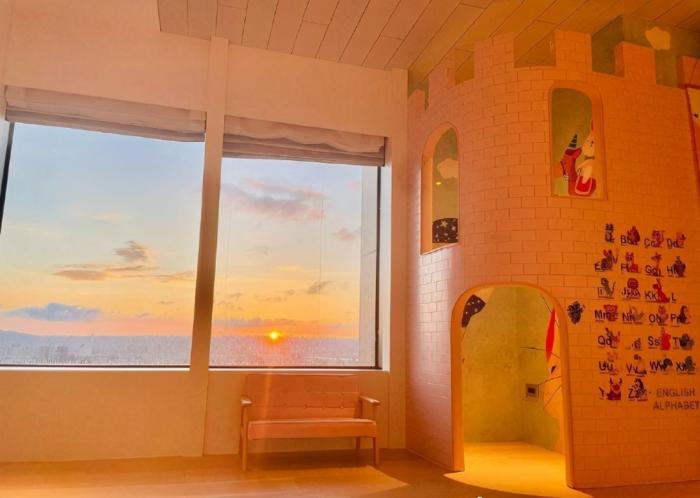周杰伦为女儿建粉色城堡引热议!粉丝调侃:该录《中国好声音》了