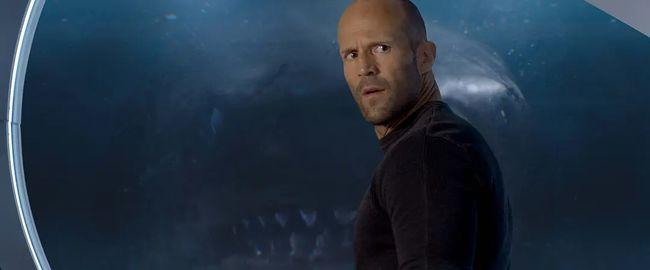 《巨齿鲨》续集或明年开拍 杰森·斯坦森回归主演
