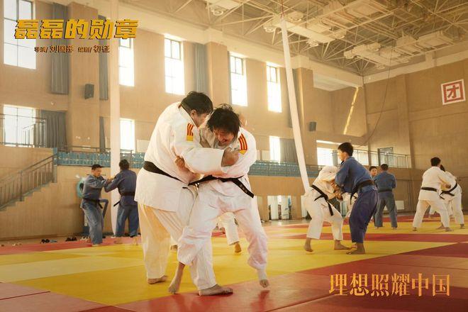 《理想照耀中国》之《磊磊的勋章》已播出