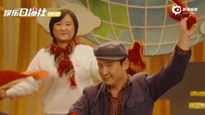 贾玲母亲节发文感谢观众 称以后要为妈妈李焕英活