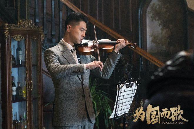 《为国而歌》定档6.18 王雷古力娜扎唱响爱国颂歌