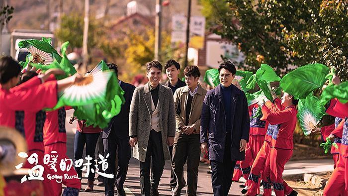 李乃文谈角色:与靳东演对手戏是非常过瘾的事