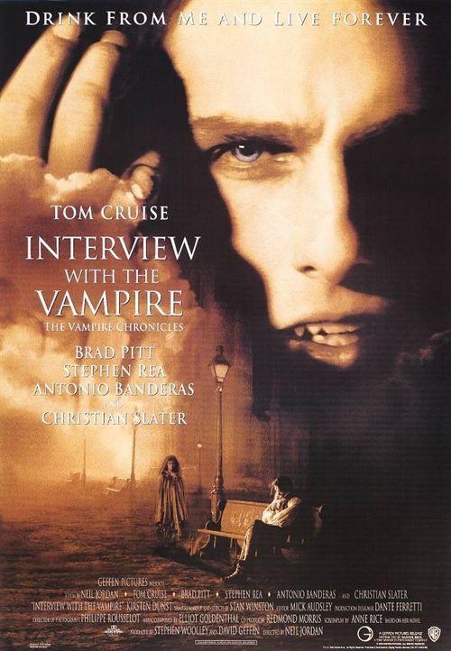 电影《夜访吸血鬼》将拍成美剧2022年开播