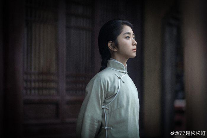 《理想照耀中国》之青春之歌开播  谭松韵身着旗袍照片曝光