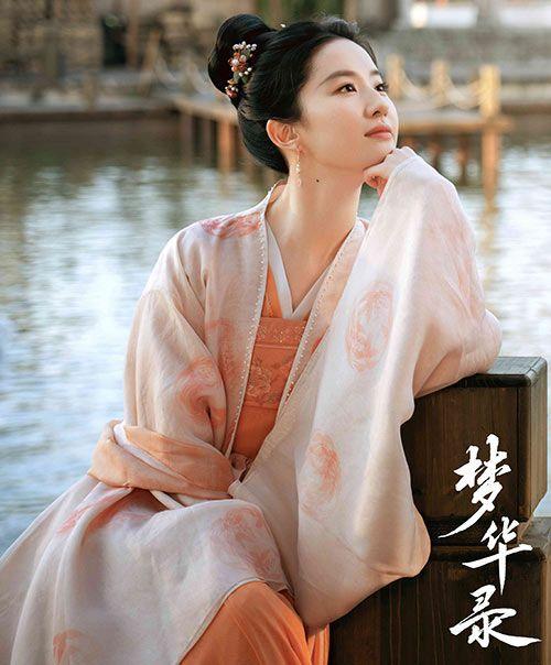 《梦华录》杀青 刘亦菲陈晓实力演绎飞天入水名场面