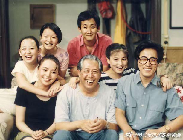 关凌庆祝《我爱我家》开机28周年