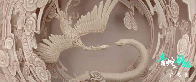 """《白蛇2:青蛇劫起》曝""""念念不忘""""特别视频,片尾木雕表达对《白蛇传》故事的传承和对经典的""""致敬"""""""