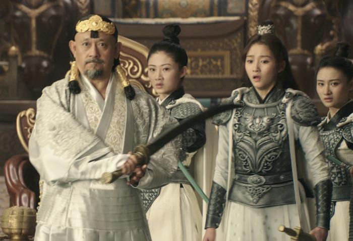 《图兰朵:魔咒缘起》定档10月15日,关晓彤胡军姜文身陷魔咒