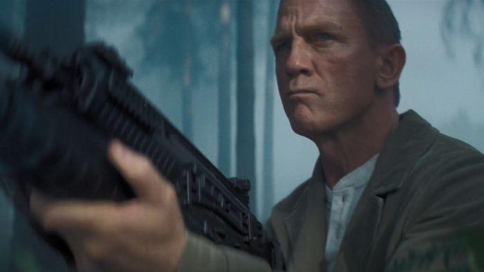 《007:无暇赴死》发内地定档预告 丹尼尔克雷格开启终极一战