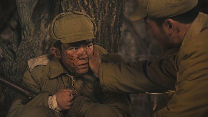 《长津湖》发布正面交锋版预告 凌厉展现七连和美军的第一次迎面交手