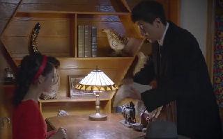 《爱国者》张鲁一佟丽娅初次见面非常不友好