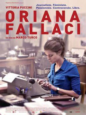 繁华世纪:第一女记者法拉奇