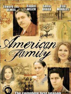 美国家庭 第一季