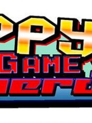 Happy Video Game Nerd
