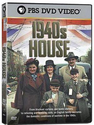 四十年代的全家人