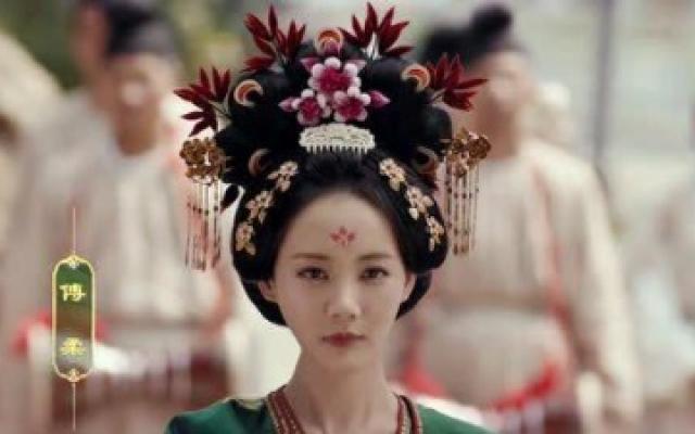 骊歌行:盛世大唐下的李一桐有多美,一身嫁服惊艳亮相